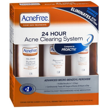 University Medical AcneFree 24 Hour Acne Clearing System