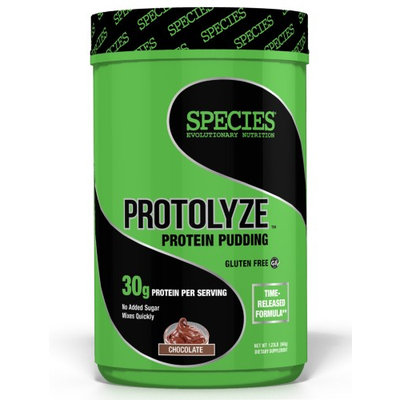 Species Nutrition Protolyze Protein Pudding Chocolate 14 Servings