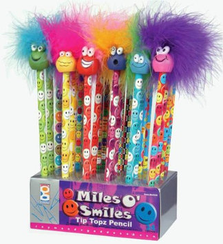 Ddi Miles O Smiles Tip Topz Pencil(Case of 96)
