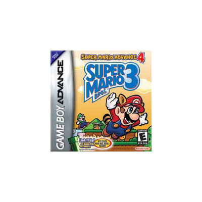 Nintendo Super Mario Advance 4