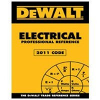Unknown CENGAGE LEARNING DEWALT ELECTRICAL PRO 2011 NEC 9781111545147