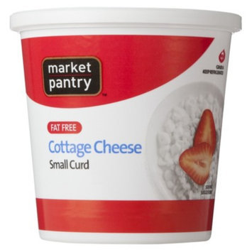 market pantry Market Pantry Fat Free Small Curd Cottage Cheese 24-oz.