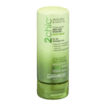 Giovanni 2Chic Ultra-Moist Deep Moisture Hair Mask Avocado & Olive Oil