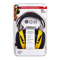 3M Tekk Protection Digital WorkTunes Hearing Protector and Radio
