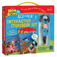 Educational Insights Hot Dots Jr. 4-Book & Pen Set