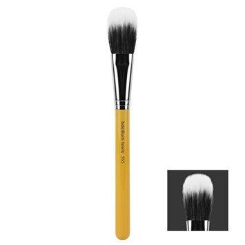 Bdellium Tools Studio Line Duel Fiber Powder Brush, Yellow