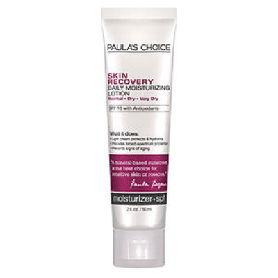 Paula's Choice Skin Recovery Daily Moisturizing Lotion SPF 15 & Antioxidants
