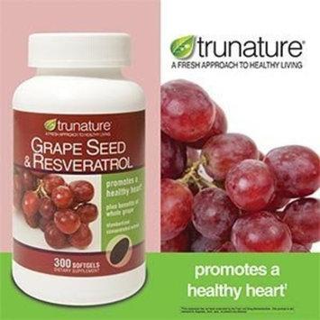 TruNature Grape Seed & Resveratrol - 300 Softgels