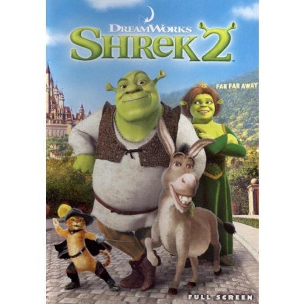 Shrek 2 (Dual-layered DVD)