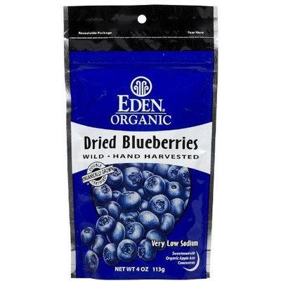 Eden Organic Dried Wild BlueberriesPouches - 4 oz
