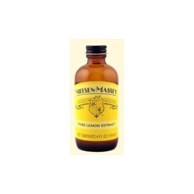 Nielsen Massey PURE Lemon Extract - 4 ounces