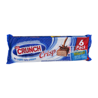 Nestlé Crunch Crisp - 6 CT
