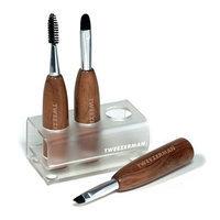 Tweezerman Brow and Concealer Brush Set