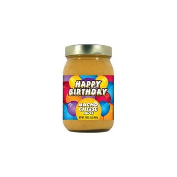 Hot Sauce Harry's Hot Sauce Harrys HSH8077 HSH HAPPY BIRTHDAY Nacho Cheese Dip - 16oz