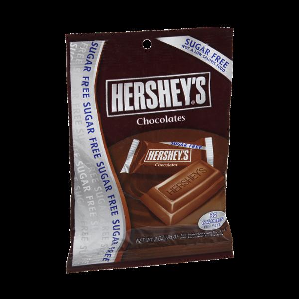 Hershey's Sugar Free Chocolates