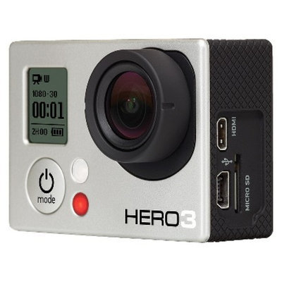 GoPro HERO3 White Edition Camcorder (CHDHE-302)