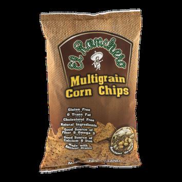 El Ranchero Corn Chips Multigrain