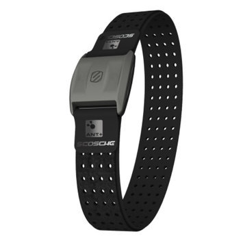 Scosche RHYTHM+ Armband Heart Rate Monitor, Black, 1 ea