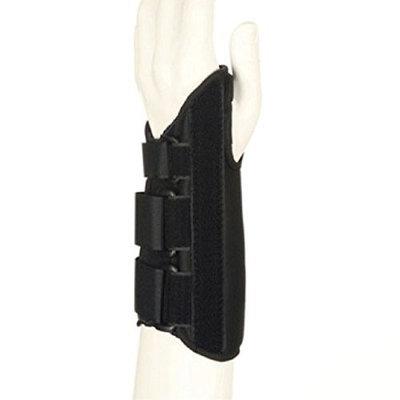 Medi-usa Mediven Orthopedic Wrist Brace: Left Black Small