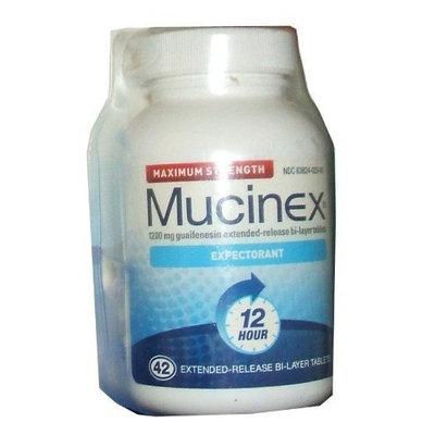 Reckitt Mucinex-Maximum Strength