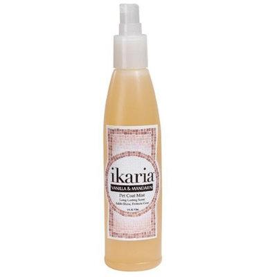 ikaria Vanilla and Mandarin Pet Coat Mist, 8-Ounce Pump