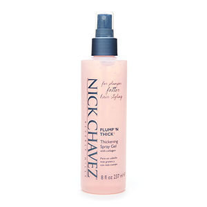 Nick Chavez Beverly Hills Plump 'N Thick Thickening Spray Gel