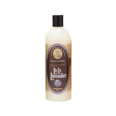 Soaptopia Lavender Lullaby Allota Bubbles 16 Oz