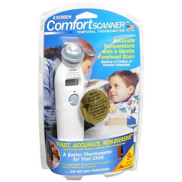 Exergen Comfort Scanner Temporal Thermometer