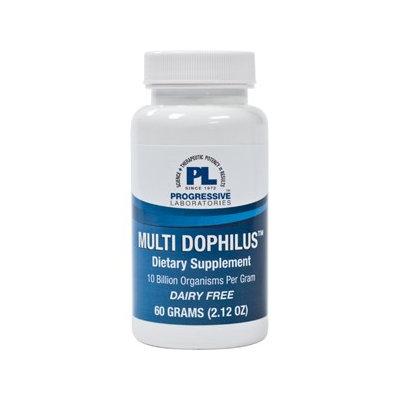 Multi Dophilus 60g(F) by Progressive Labs