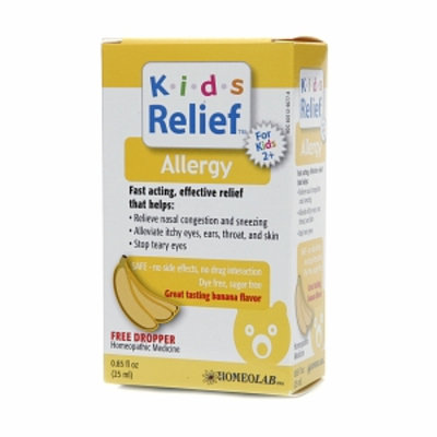 Homeolab USA Kids Relief Allergy