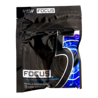 Wrigley's 5 Focus Sugarfree Gum Focus Eye-Opening Peppermint - 15 CT
