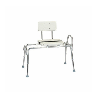 Eagle Health Supplies Bundle-20 Eagle Health Series 6 Transfer Bench with Molded Seat and Back (2 Pieces)