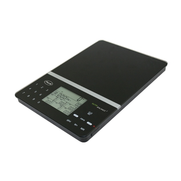 American Weigh Nutritional Glass top Digital Kitchen Scale