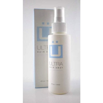 Iss Research Ultra Hair Away Removal Solution Shave No More- 4 Btl