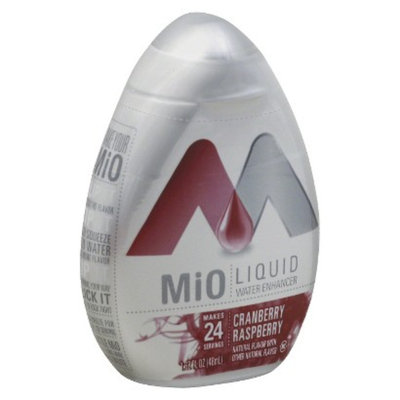 Mio MiO Cranberry Raspberry Liquid Water Enhancer 1.62 oz