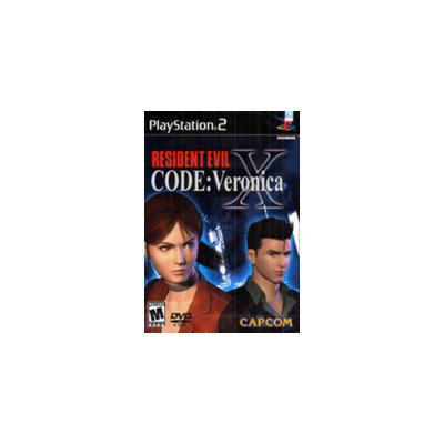 Capcom Resident Evil Code Veronica X