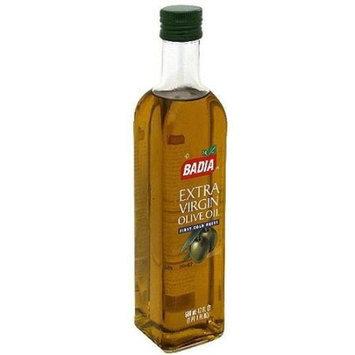 Badia Olio Carli Six Half Liter (500ml) Bottles of Extra Virgin Olive Oil
