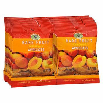 Bare Fruit Bake-Dried Fruit 12 Pack