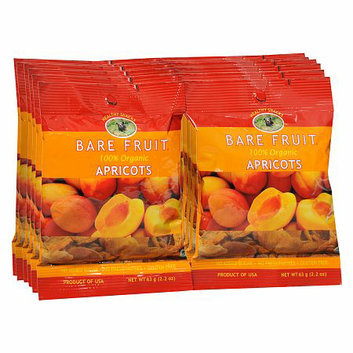 Bare Fruit Bake-Dried Fruit 12 Pack