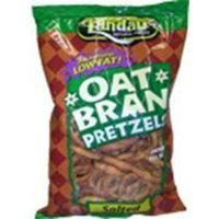 Landau's Oat Bran Pretzels - Salted 8 oz.