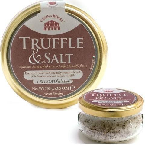 Casina Rossa Truffle & Salt 3.5 oz. Jar
