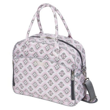 The Bumble Collection Dana Daytripper Diaper Bag - Sweet Blush