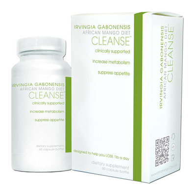 Creative Bioscience African Mango Diet Cleanse Capsules