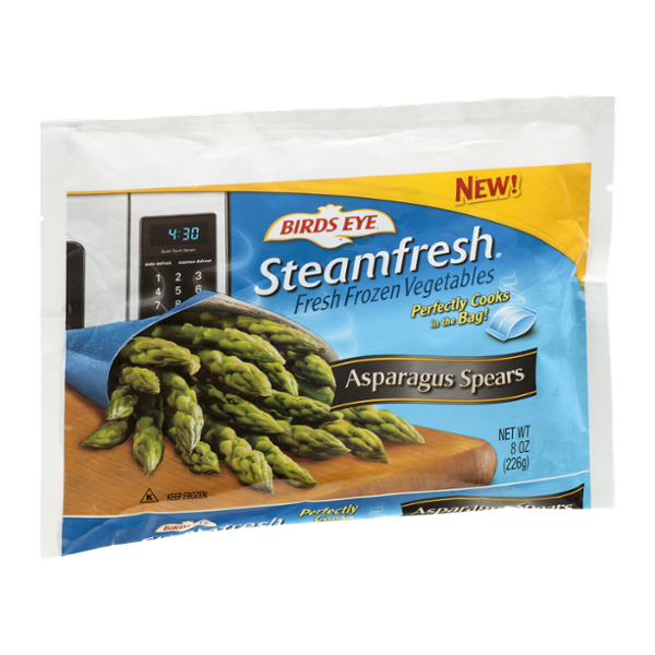 Birds Eye Steamfresh Asparagus Spears
