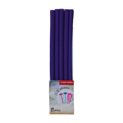 Bubba Brands bubba big straws 5ct of reusable straws (Purple)