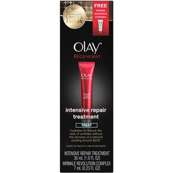 Olay Regenerist 60th Anniversary Limited Edition Intensive Repair Treatment, 1 fl oz