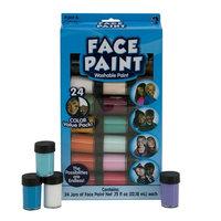 Kids Crafts Face Paint Jars, 24pk by Horizon Group USA
