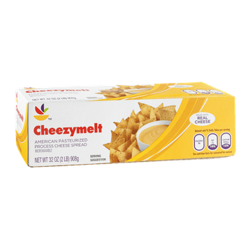Ahold Cheese Spread Cheezymelt