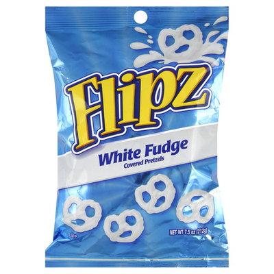 Post Pretzels, White Fudge Covered, 7.5 oz (212 g)