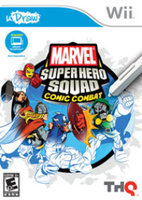 THQ Marvel Super Hero Squad: Comic Combat - uDraw